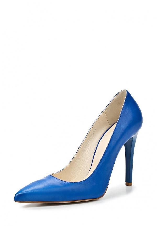 Туфли Grand Style 8686 синие