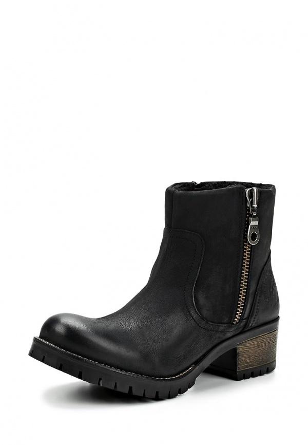 Ботинки s.Oliver 5-5-25406-23 чёрные