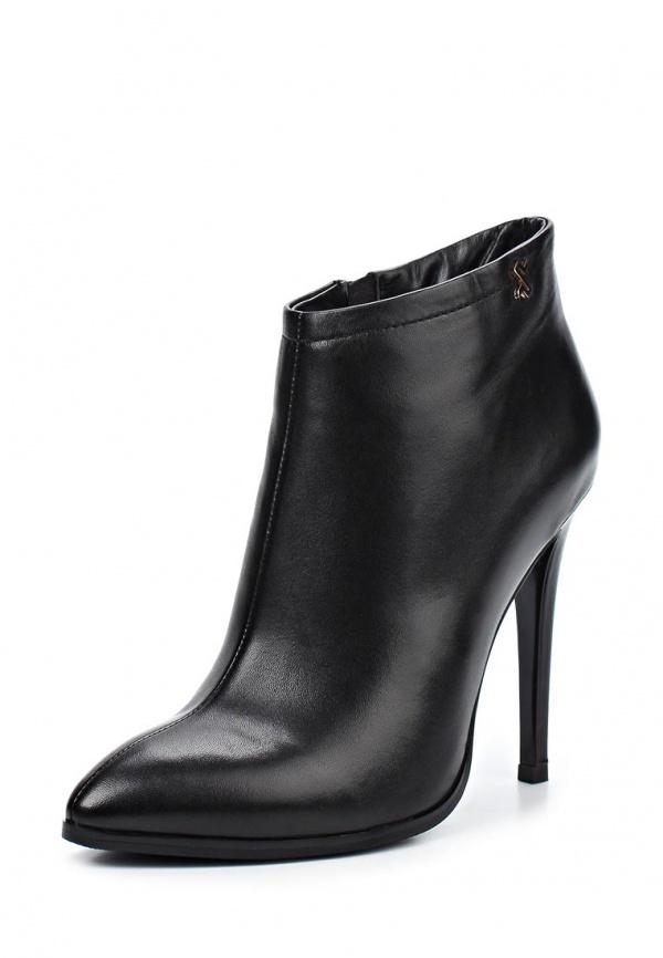 Ботильоны Just Couture W3059T-5435R чёрные