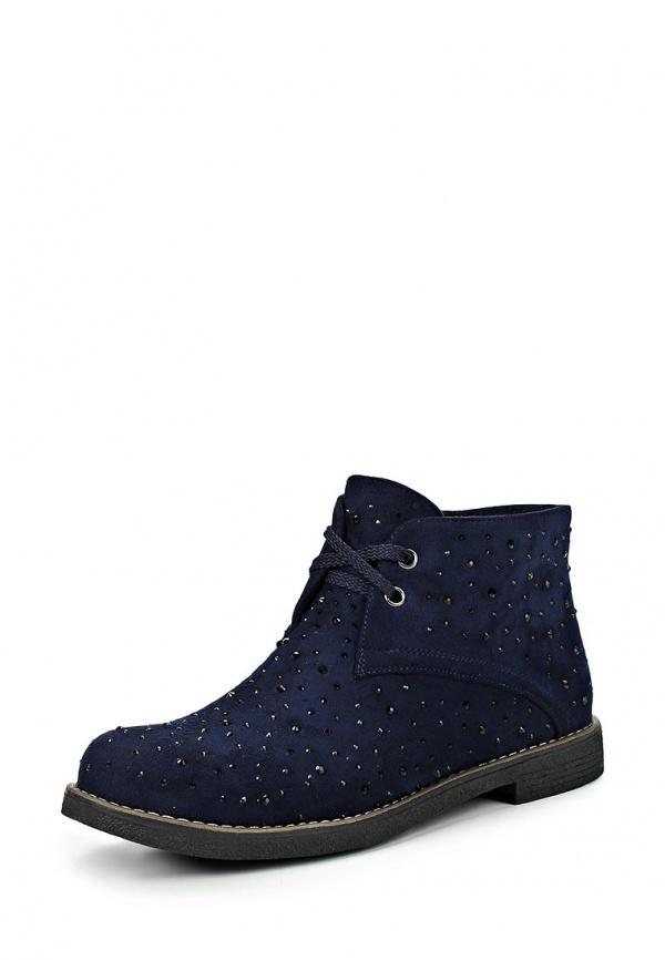 Ботинки Elche BW-W483023V синие