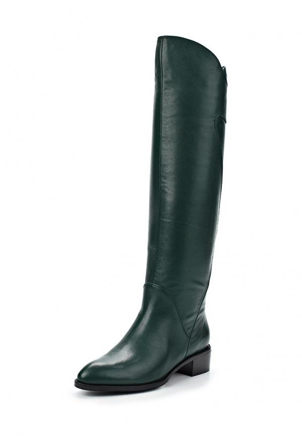 Сапоги Elche YW-W452011V зеленые
