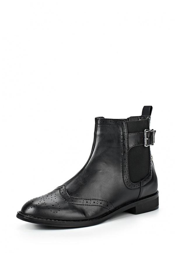 Ботинки Blink 400751-C-01 чёрные