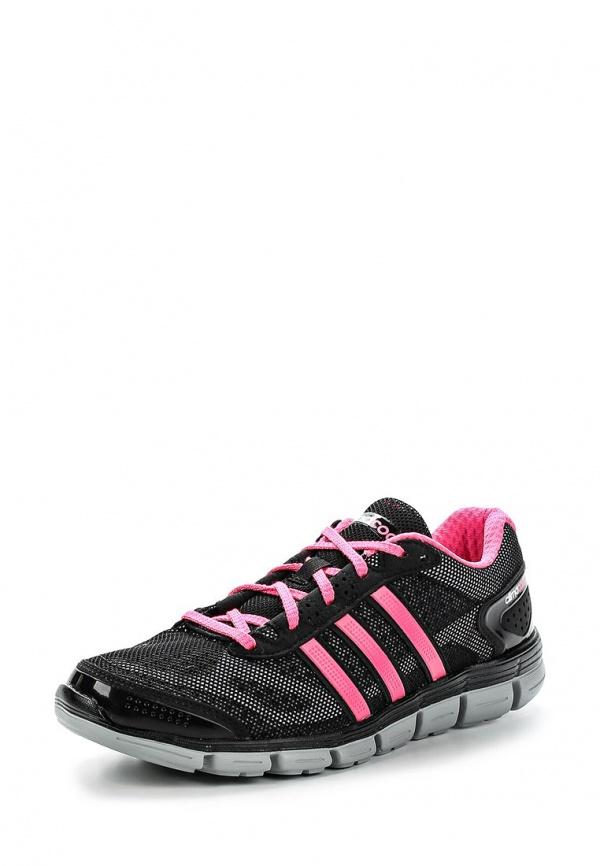 Кроссовки adidas Performance B33799 чёрные