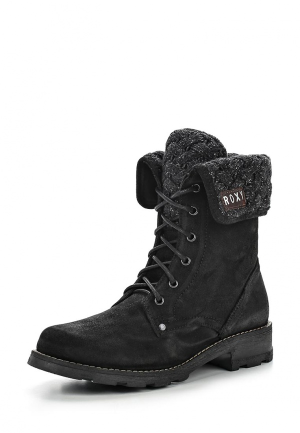 Ботинки Roxy ERJB700015 чёрные