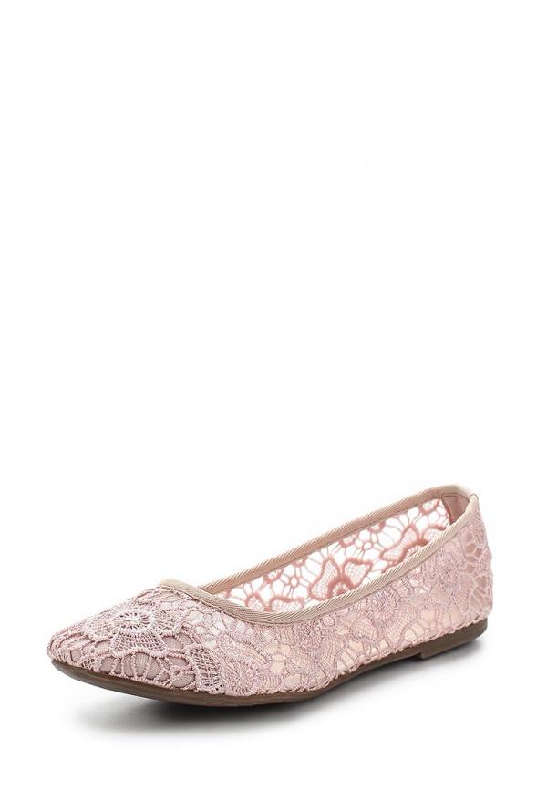 Балетки Tamaris 1-1-22120-24-521 розовые