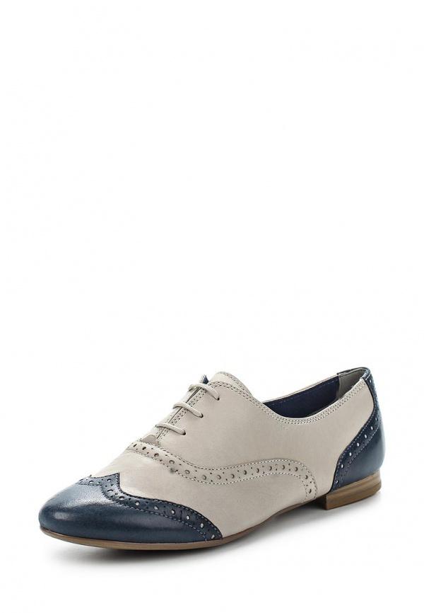 Ботинки Tamaris 1-1-23206-24-187 серые, синие