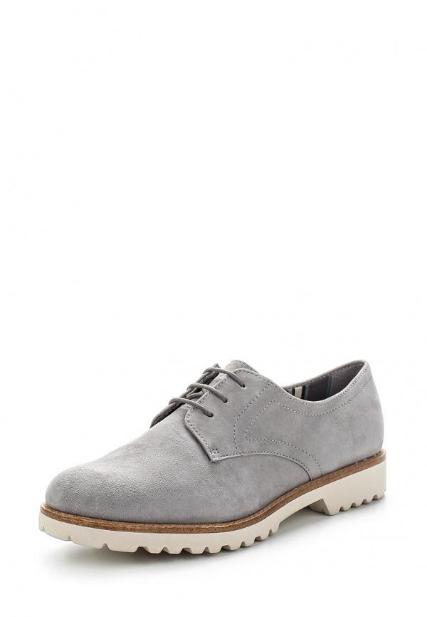 Ботинки Tamaris 1-1-23208-24-201 серые