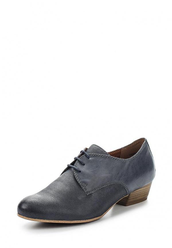 Ботинки Tamaris 1-1-23307-24-805 синие