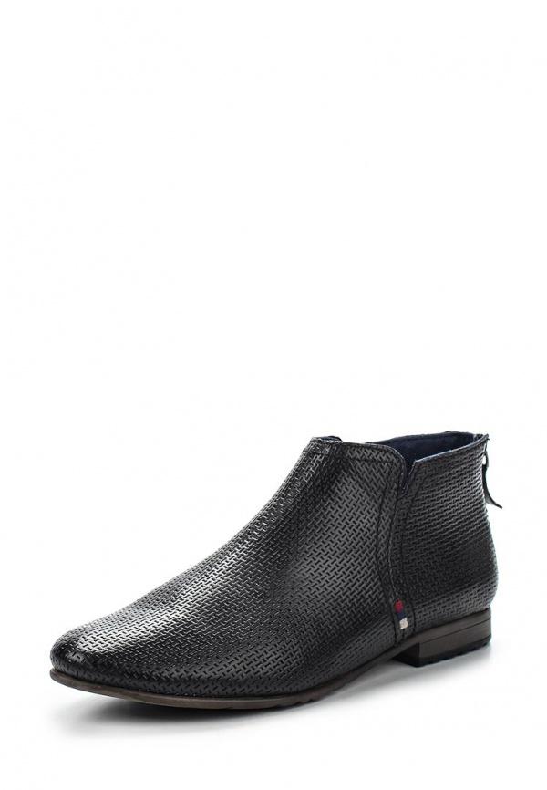 Ботинки Tamaris 1-1-25318-24-079 чёрные