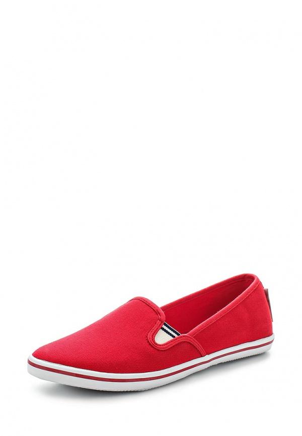 Слипоны Tamaris 1-1-24619-24-500 красные