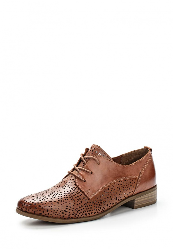 Ботинки Marco Tozzi 2-2-23500-24-340 коричневые