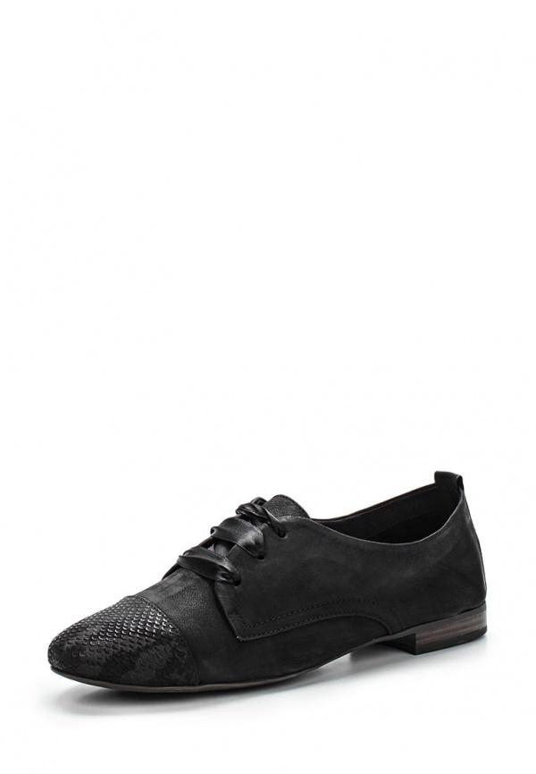Ботинки Tamaris 1-1-23202-24-010 чёрные