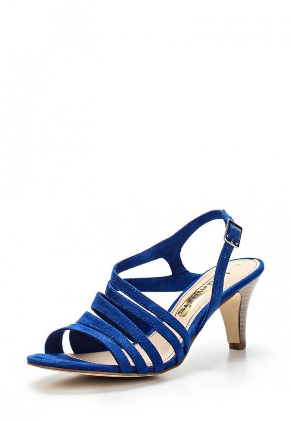 Босоножки Tamaris 1-1-28310-24-838 синие