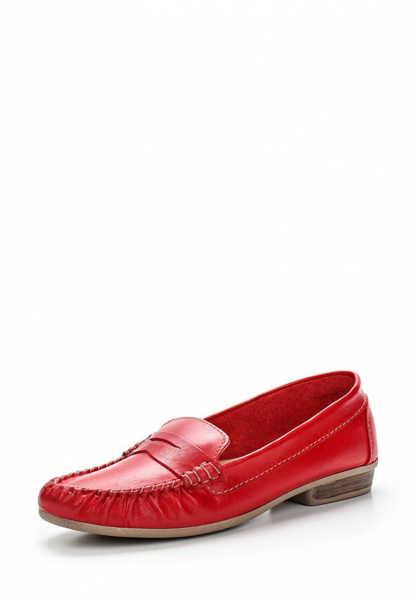 Мокасины Tamaris 1-1-24210-24-500 красные