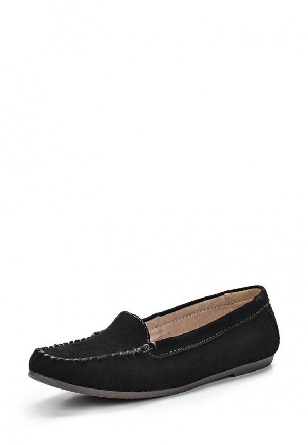 Мокасины Tamaris 1-1-24601-24-001 чёрные