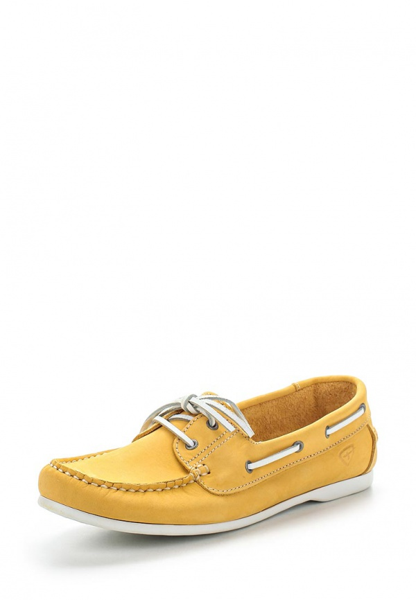 Мокасины Tamaris 1-1-23618-24-602 жёлтые