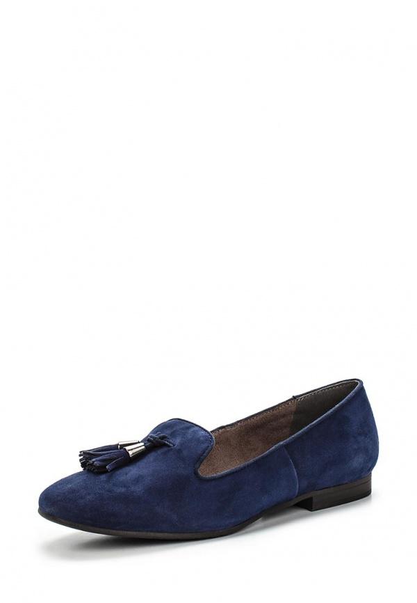 Лоферы Tamaris 1-1-24204-24-805 синие