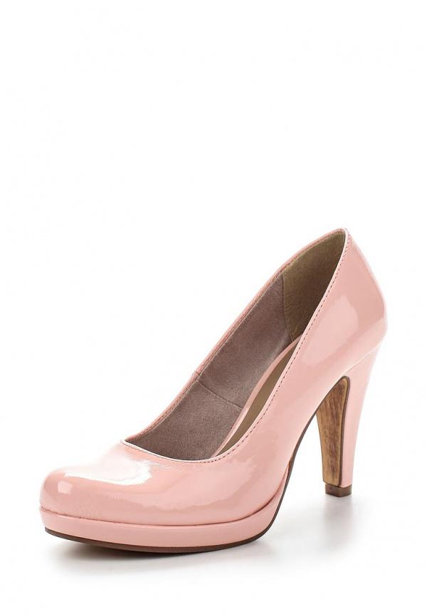 Туфли Tamaris 1-1-22426-24-504 розовые