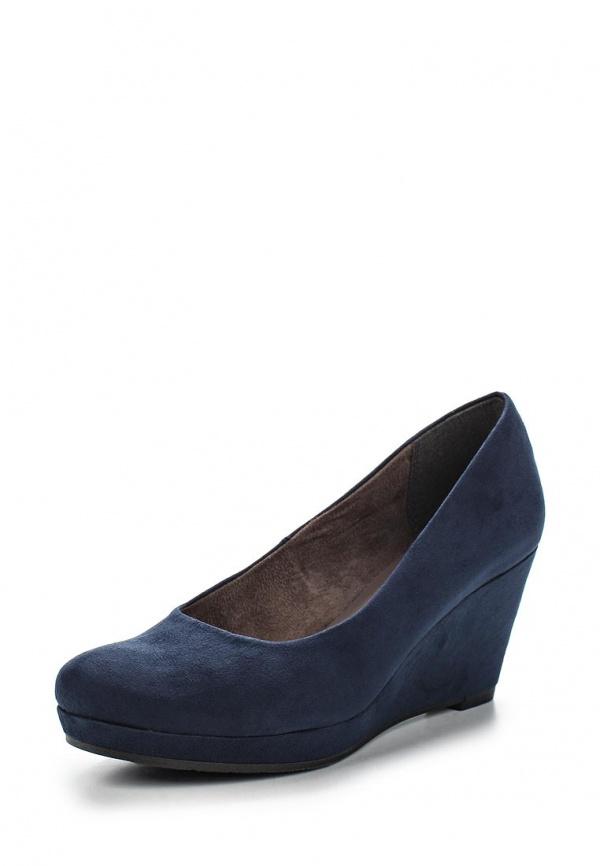 Туфли Tamaris 1-1-22449-24-805 синие