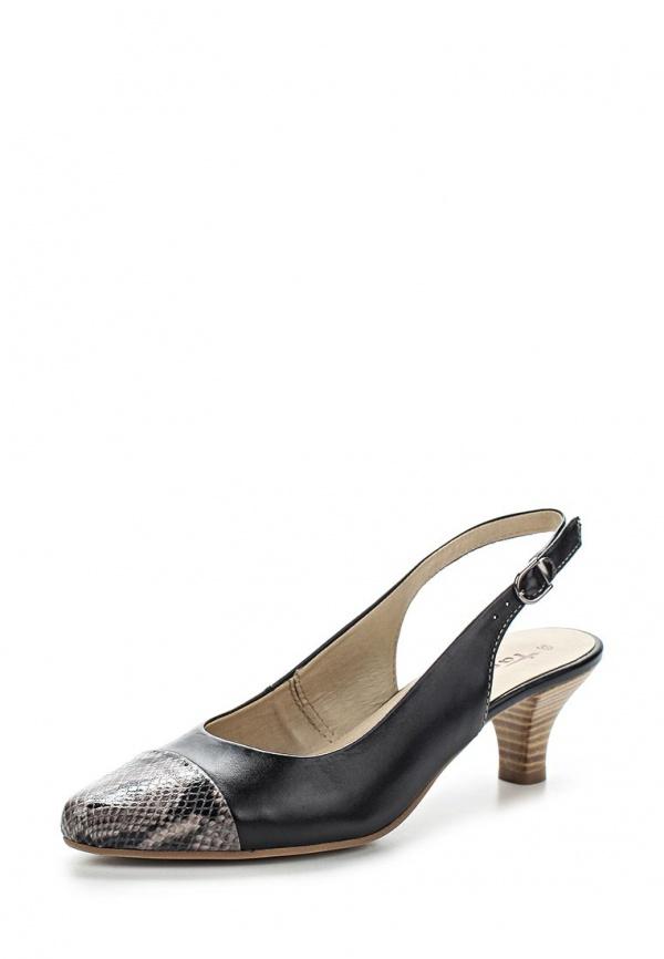 Туфли Tamaris 1-1-29501-24-036 чёрные