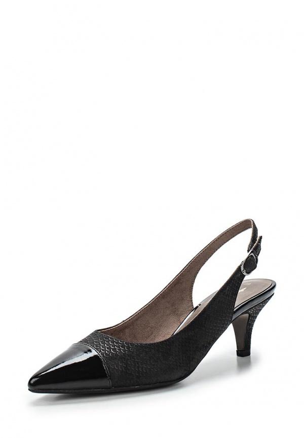 Туфли Tamaris 1-1-29602-24-043 чёрные