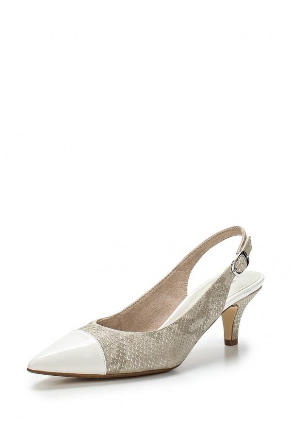 Туфли Tamaris 1-1-29602-24-236 серебристые