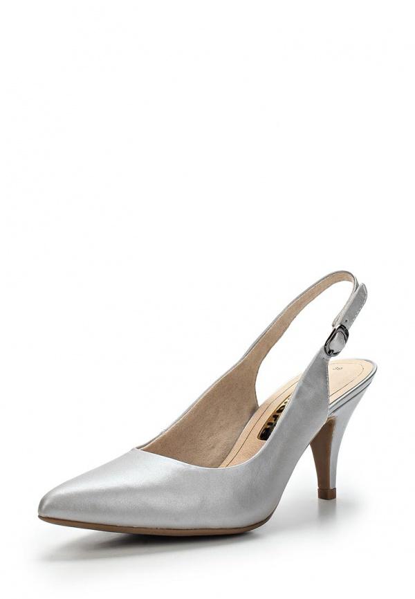Туфли Tamaris 1-1-29614-24-941 серебристые