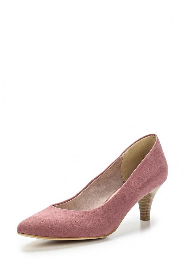 Туфли Tamaris 1-1-22415-24-502 розовые