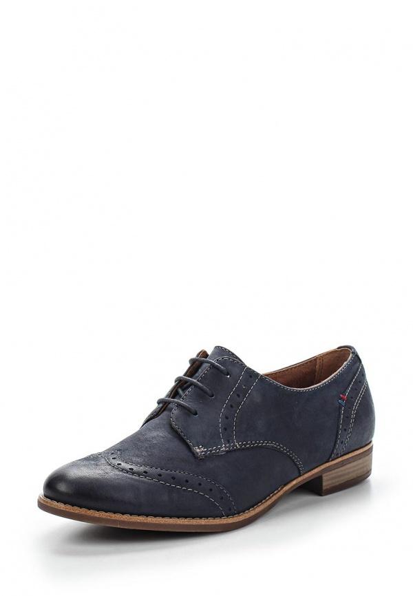Ботинки Tamaris 1-1-23210-24-805 синие