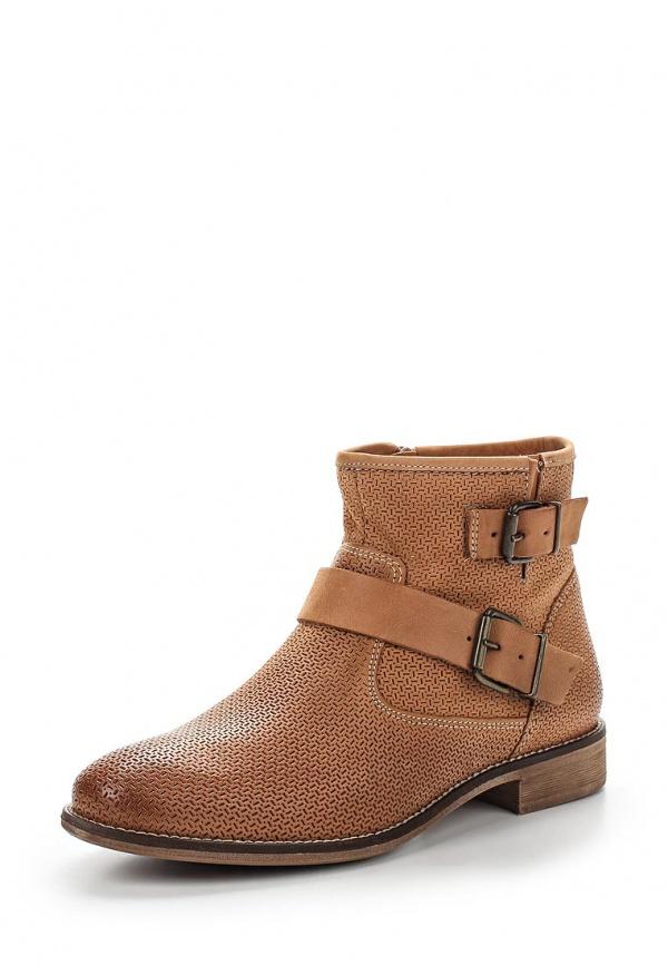 Ботинки Tamaris 1-1-25334-24-499 коричневые