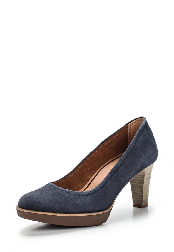 Туфли Tamaris 1-1-22425-24-805 синие