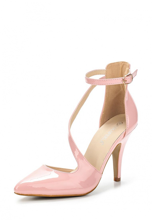 Туфли Coco Perla 293 розовые