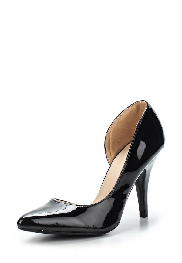 Туфли Coco Perla 294 чёрные