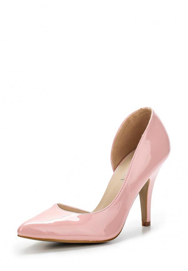 Туфли Coco Perla 294 розовые