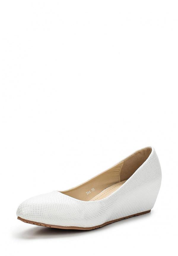Туфли Coco Perla 344 белые