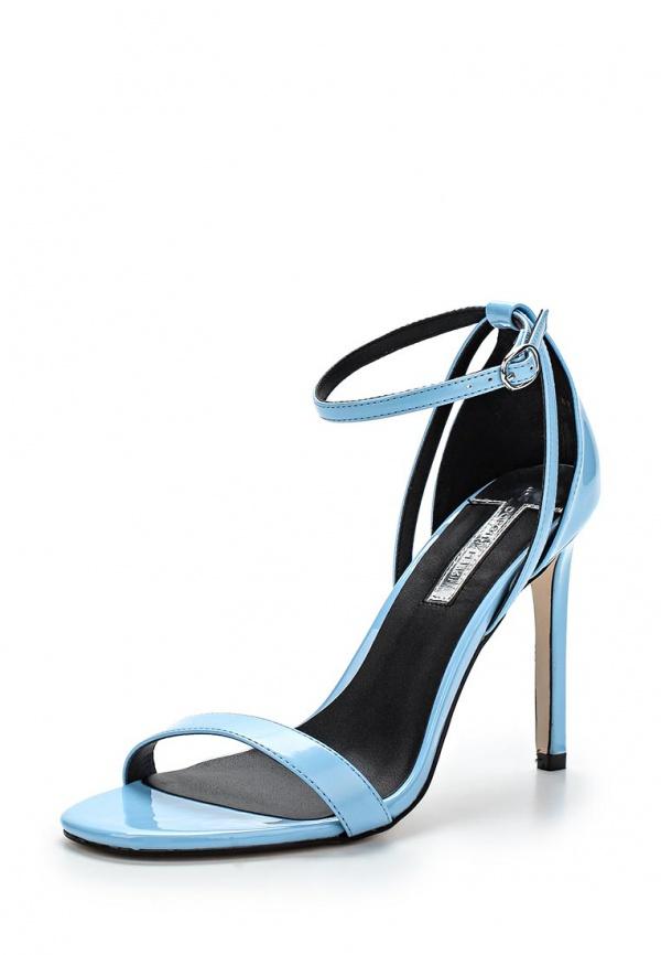 Босоножки Dorothy Perkins 22299450 голубые