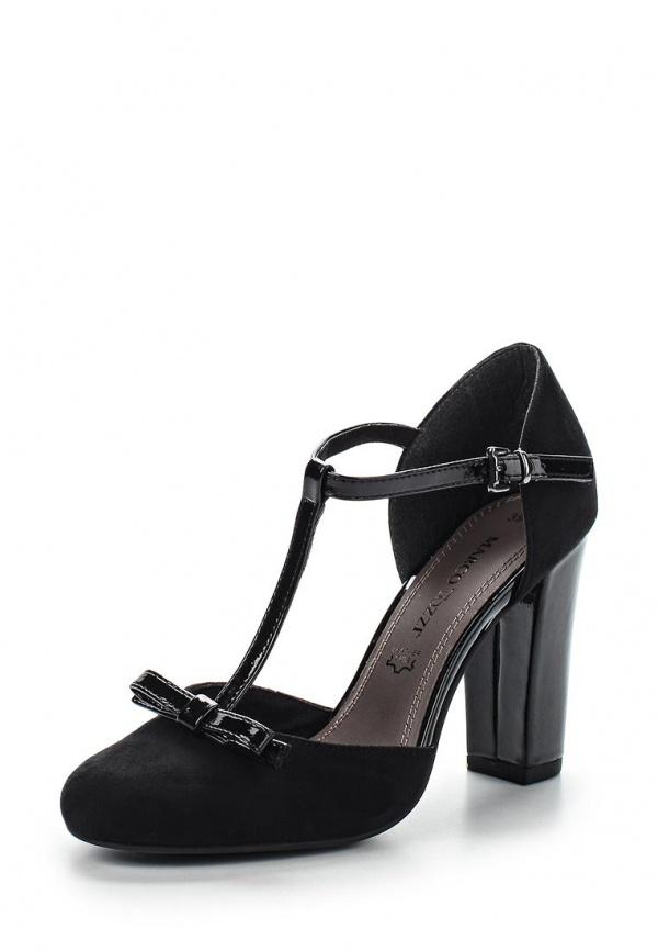 Туфли Marco Tozzi 2-2-24415-24-001 чёрные