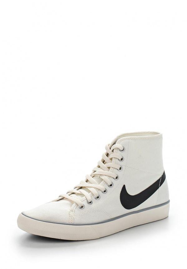 Кеды Nike 631636-101 белые