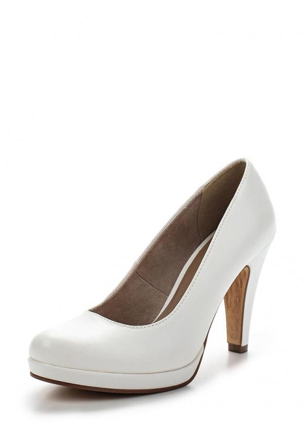 Туфли Tamaris 1-1-22426-24-108 белые