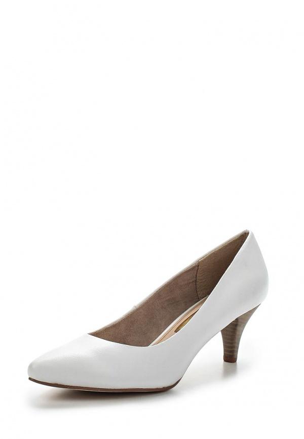 Туфли Tamaris 1-1-22428-24-100 белые
