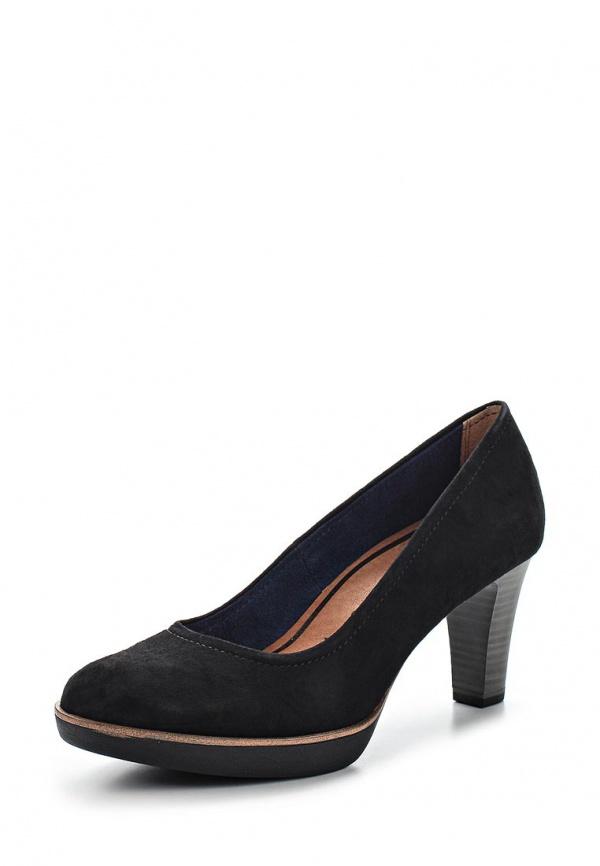 Туфли Tamaris 1-1-22425-24-001 чёрные