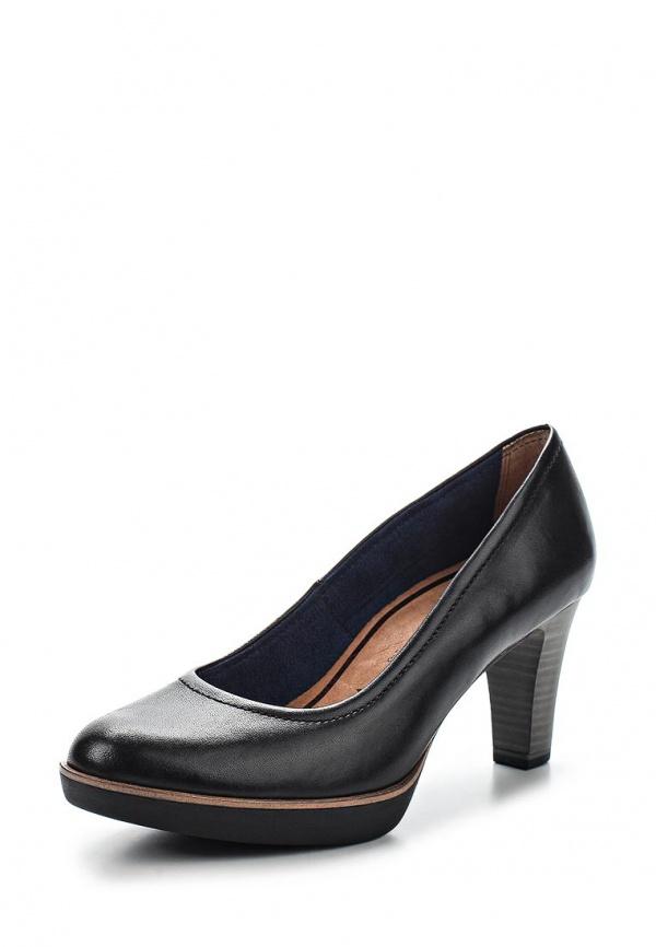 Туфли Tamaris 1-1-22425-24-003 чёрные