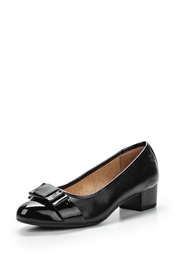 Туфли Caprice 9-9-22301-24-011 чёрные