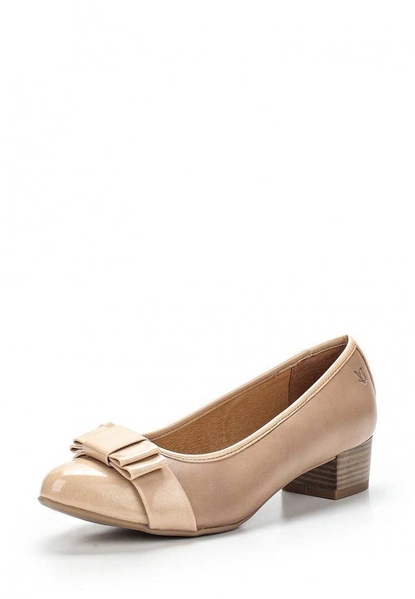 Туфли Caprice 9-9-22301-24-348 бежевые