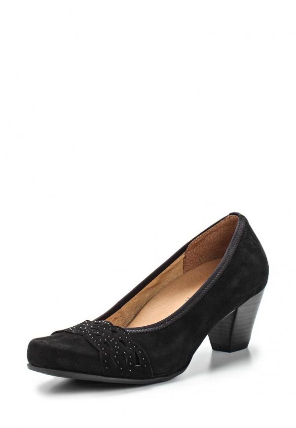 Туфли Caprice 9-9-22401-24-004 чёрные