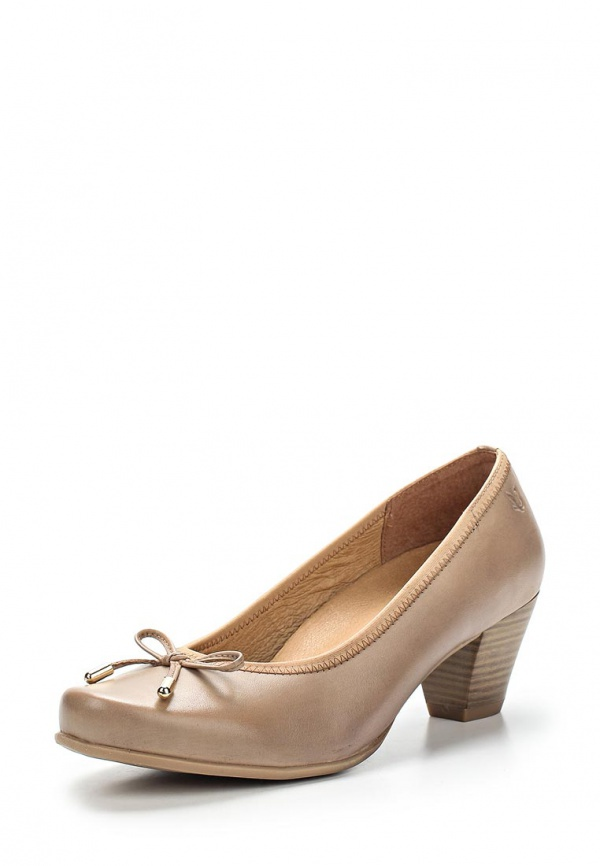 Туфли Caprice 9-9-22402-24-356 бежевые