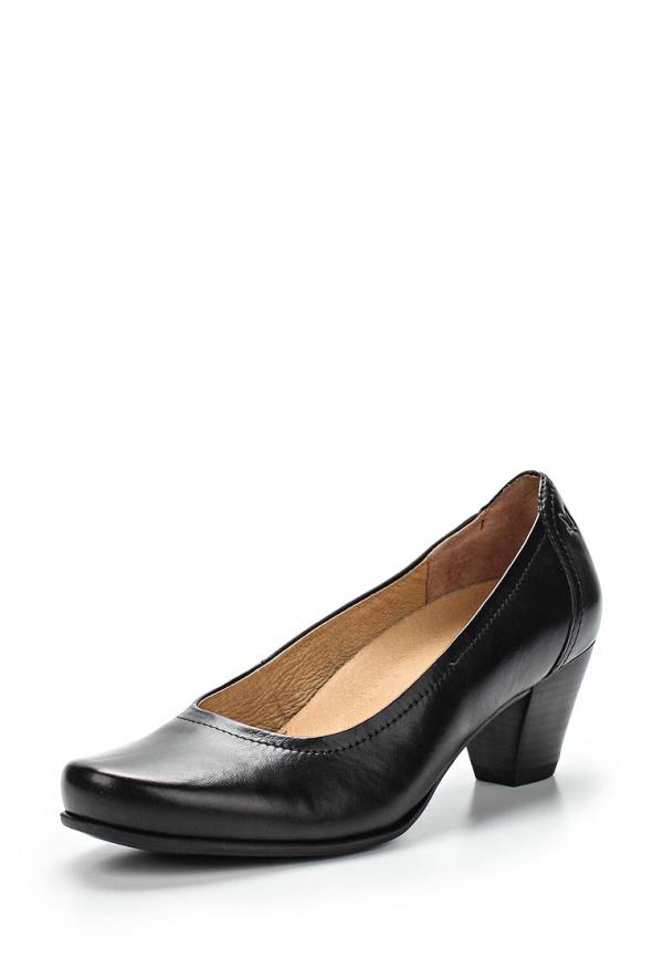Туфли Caprice 9-9-22403-24-001 чёрные