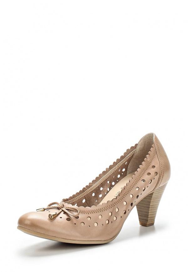 Туфли Caprice 9-9-22502-24-355 бежевые