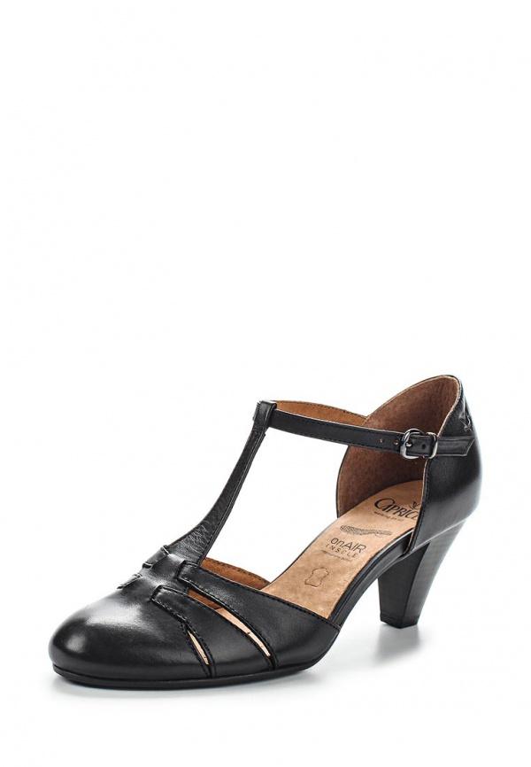 Туфли Caprice 9-9-24401-24-001 чёрные