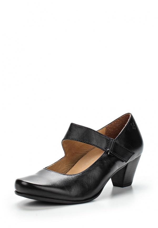 Туфли Caprice 9-9-24402-24-001 чёрные